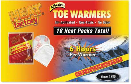Heat Factory Toe Warmer Bonus Pack Md: 1964-3
