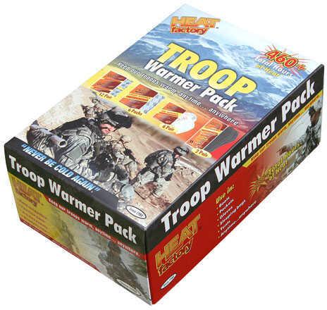 Heat Factory Troop Warmer Pack Md: 1204