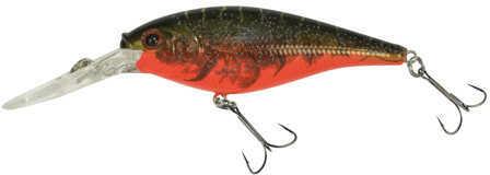 Berkley Flicker Shad, 9cm Red Tiger Md: 1316740