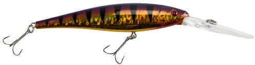 Berkley Flicker Minnow Pro, 9cm Slick Purple Bengal Md: 1341421