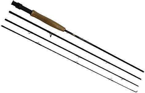 """Fenwick HMG Fly Rod 7'6"""" 4 Pice, 3Wt Md: 1365175"""