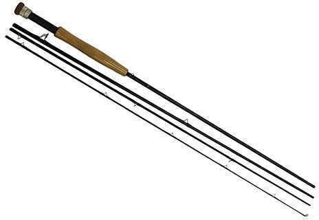 Fenwick AETOS Fly Rod 10 Foot 4 Piece, 3Wt Md: 1365191