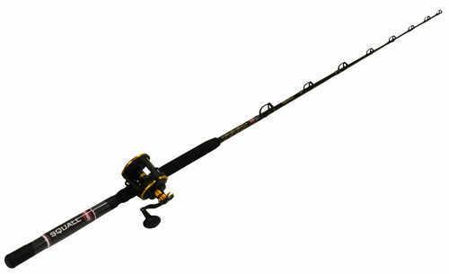 "Pure Fishing / Jarden PENN SQUALL LW 3BB 6'6""-1PC-MHCBO"