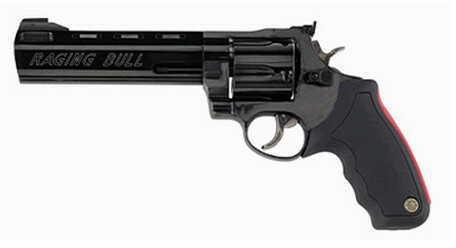 "Revolver Taurus M444 Raging Bull .44 Magnum 44Magnum 6.5"" Barrel, Adjustable Sights, (Blued) 2444061"
