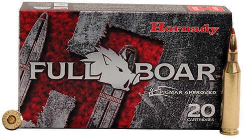 Hornady Full Boar, 243 Winchester Ammo, 80 Grain, GMX 80454
