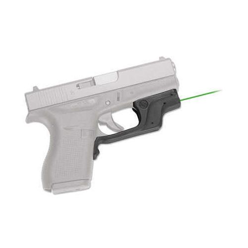 Crimson Trace Glock Gen 4 42 Laser Green Md: Lg-443G