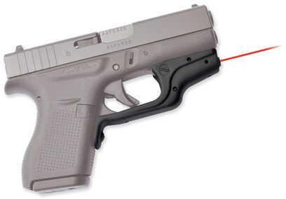 Crimson Trace Glock Gen4, Laser 42 Md: Lg-443-S