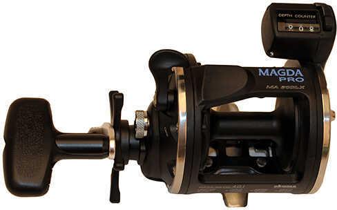 Okuma Magda Line Counter Reel 2 BB 4.0:1 sz30 Left Hand Md: MA-30DLX