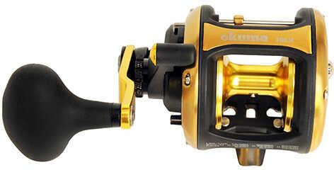 Okuma Solterra Lever Drag Reel 5+1 BB 4.2:1 sz10 Left Hand Md: SLR-10LX