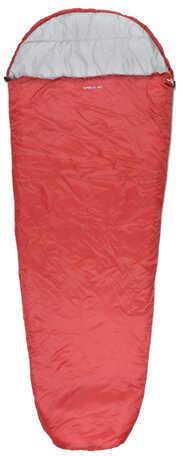 Chinook Superlite Mummy 45F Sleeping Bag, Red