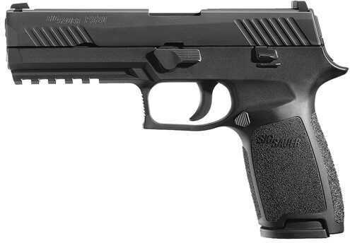 Sig Sauer P320F 45 ACP Contrast Sights 10 Round Semi Automatic Pistol 320F-45-B
