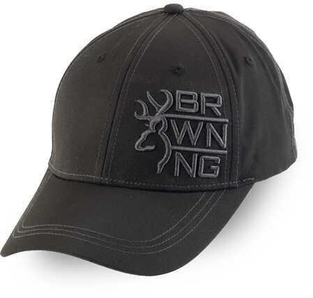 Browning Men's Stack-Lite Cap Black