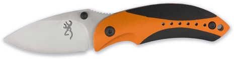 Browning Minnow Orange Md: 3220062