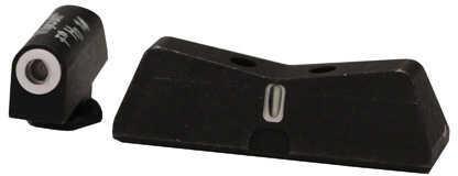 XS Sight Systems XS 24/7 Big Dot Tritium Express Sight Glock Small Frame Md: GL-0001S-6