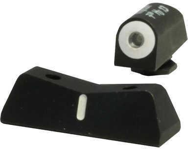 XS Sight Systems XS Big Dot Trituim Express Front Sight Glock 42 Md: GL-0003S-3