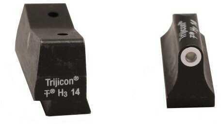 XS Sight Systems XS 24/7 Standard Dot Tritium Set, Glock Supressor Height Md: GL-0004S-6