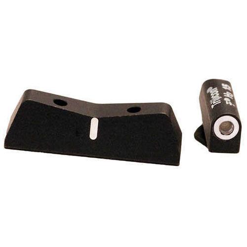 XS Sight Systems XS Standard Dot Tritium Express Front Sight Glock Small Frame Md: GL-0001S-4