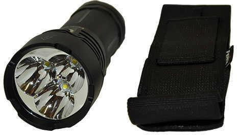 Fenix Lights Fenix LD Series 2800 Lumens, Cr123/18650, Black Md: LD60
