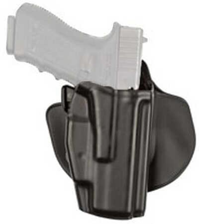 Safariland GLS Paddle/Belt Slide Holster S&W Shield, Plain Black Md: 5378-179-411