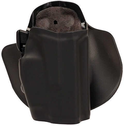 Safariland GLS Paddle/Belt Slide Holster Glock 19, 23, Plain Black Md: 5378-283-411