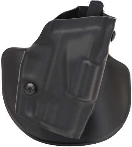 Safariland ALS Paddle/Belt Slide Holster S&W Shield, Plain Black Md: 6378-179-411