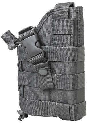 NcStar Modular Molle Pistol Holster Gray Md: CVHOL2953U
