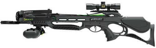 Barnett Wildcat C6 - 4x32 Scope, 3 Arrows, Black Md: 78042