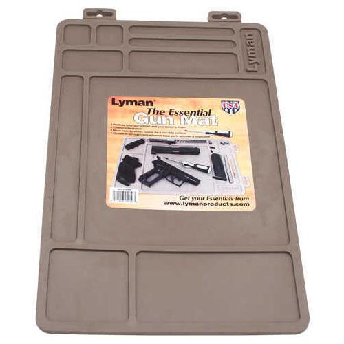 Lyman Essential Gun Maintenance Mat Md: 04050