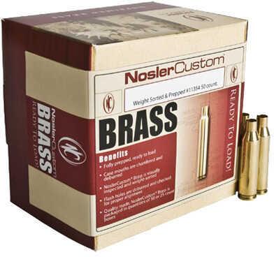 Custom Reloading Brass 28 Nosler, 25 Per Box Md: 10150