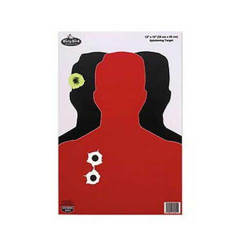 "Birchwood Casey Dirty Bird 12""x18"" Silhouette III Target (Per 100) Md: 35701"