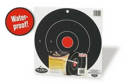 "Birchwood Casey Dirty Bird PaPer Targets 17.25"" Bull's-Eye Target (Per 100) Md: 35181"