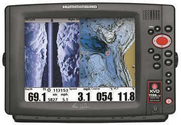 Humminbird 1199ci HD SI KVD Combo Md: 409530-1KVD