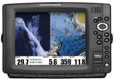 Humminbird 1159ci HD DI Combo Md: 409220-1