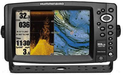 Humminbird 959ci HD DI Combo Md: 409180-1
