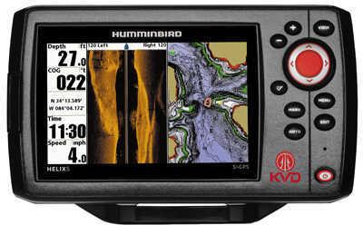 Humminbird Helix 5 SI GPS KVD Md: 409640-1KVD