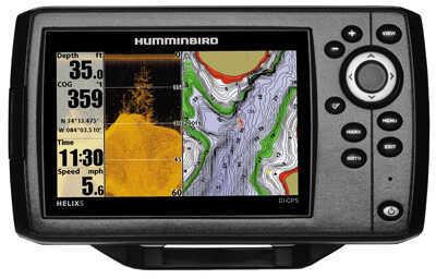 Humminbird Helix 5 DI GPS Md: 409620-1
