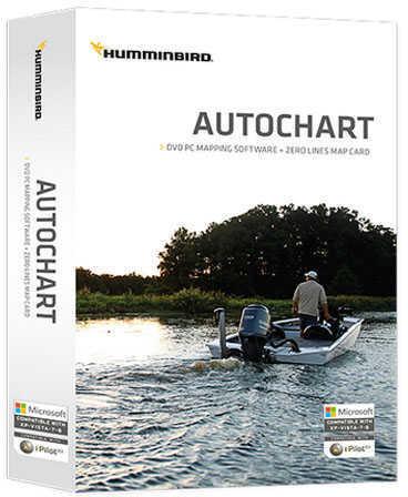 Humminbird Electronic Chart AutoChart Md: 600031-1