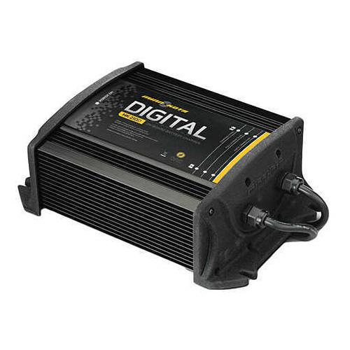 Minn Kota Digital On-Board Charger MK 210D (2 bank x 5 amps) Md: 1822105