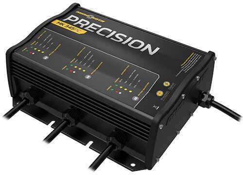 Minn Kota Precision On-Board Charger MK 345 PC (3 bank x 15 amps) Md: 1823451