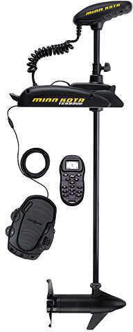"""Minn Kota Terrova Trolling Motor 55/US2 w/i-Pilot, Includes Foot Pedal, 54"""" Md: 1358854"""