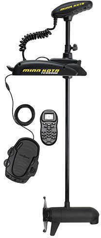 """Minn Kota Terrova Trolling Motor 80/US2 w/i-Pilot, Includes Foot Pedal, 45"""" Shaft Md: 1358864"""