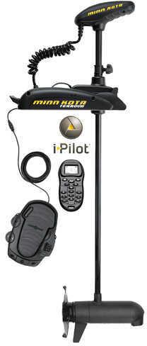 """Minn Kota Terrova Trolling Motor 80/US2 w/i-Pilot, Includes Foot Pedal, 60"""" Shaft Md: 1358865"""