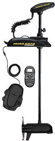 """Minn Kota Terrova Trolling Motor 112/US2 w/i-Pilot, Includes Foot Pedal, 54"""" Md: 1358841"""