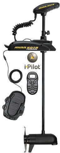 """Minn Kota Terrova Trolling Motor 112/US2 w/i-Pilot, Includes Foot Pedal, 60"""" Md: 1358842"""