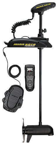 Minn Kota Terrova Trolling Motor 112/US2 w/Link, Includes Foot Pedal Md: 1358840