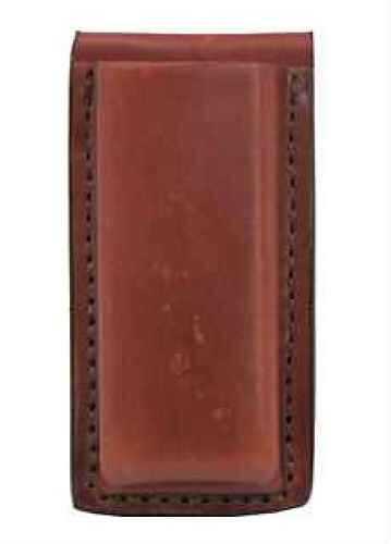 Bianchi 20A Open Mag Pouch Plain Tan, Size 1 10734