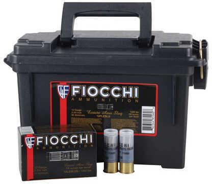 "Fiocchi Ammo 12 Gauge 2.75"" 00 Buckshot Plano Box (Per 80)"