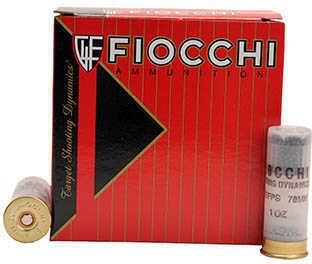 "Fiocchi Ammo Shooting Dynamics 12 Gauge 2.75"" Size #9 Shot, 1 oz Shotshells, 25 Per Box"