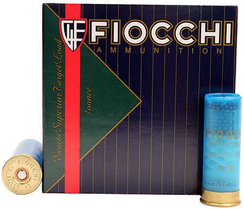 "Fiocchi Ammunition Exacta Little Rhino 12 Gauge 2.75"" #8 Shot 1 oz Shotshells, 25 Per Box"