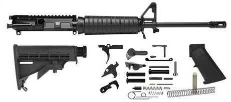 """Del-Ton AR-15 16"""" Light Weight Rifle Kit Md: RKT103"""